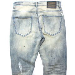 Jean-Michel Jeans Earth Tone