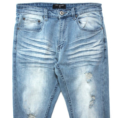 Potala Palace Jeans Light Blue
