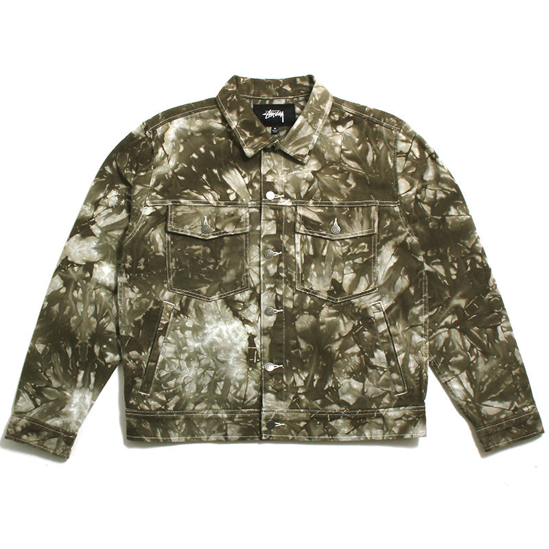 Dyed Ranch Jacket Olive