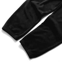 Stock Fleece Pant Black