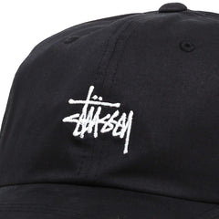 SP21 Stock Low Pro Cap Black