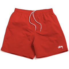 SU20 Stock Water Short Red