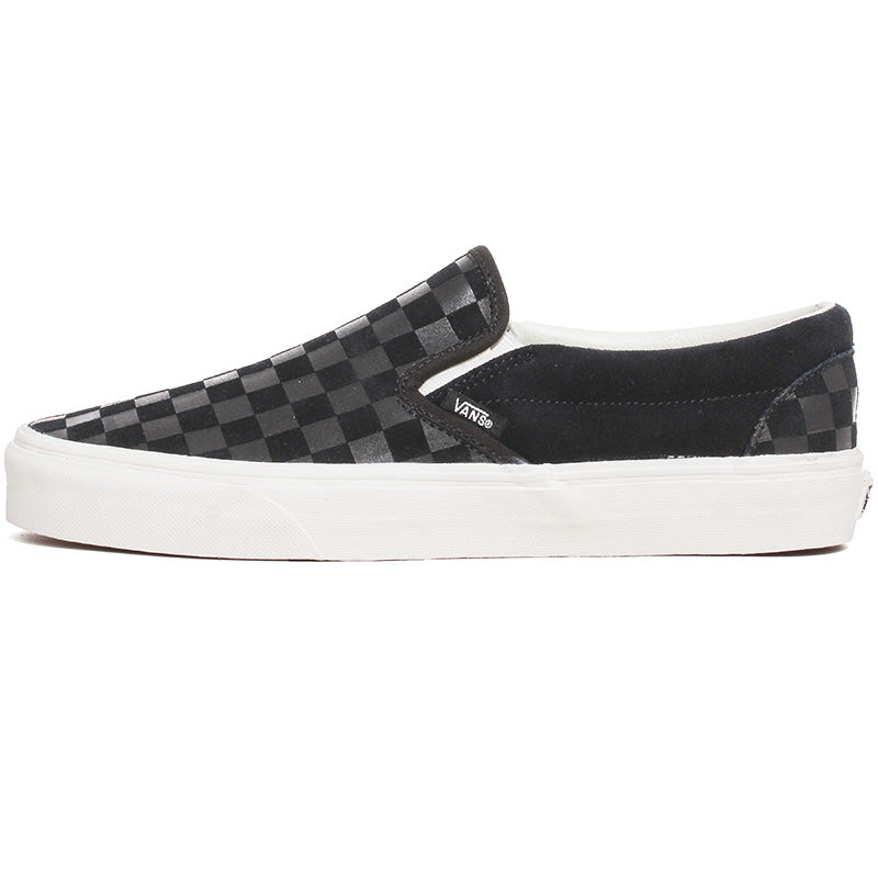vans scarpe classic slip-on checkerboard