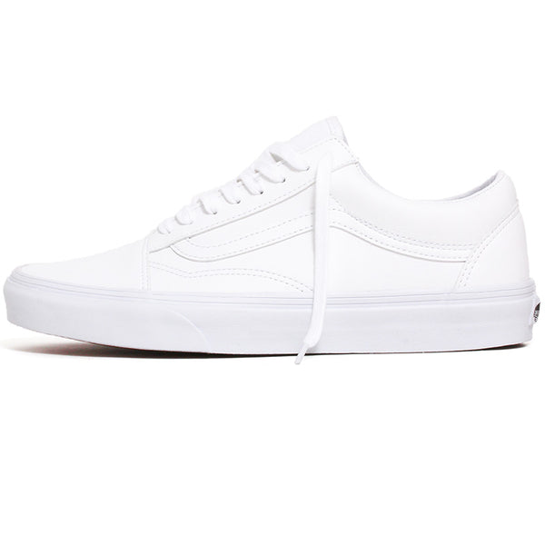 Classic Tumble Old Skool Women's Sneakers True White