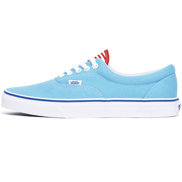 Deck Club Era Sneakers Alaskan Blue / True White