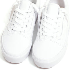Old Skool Platform Women's Sneakers True White