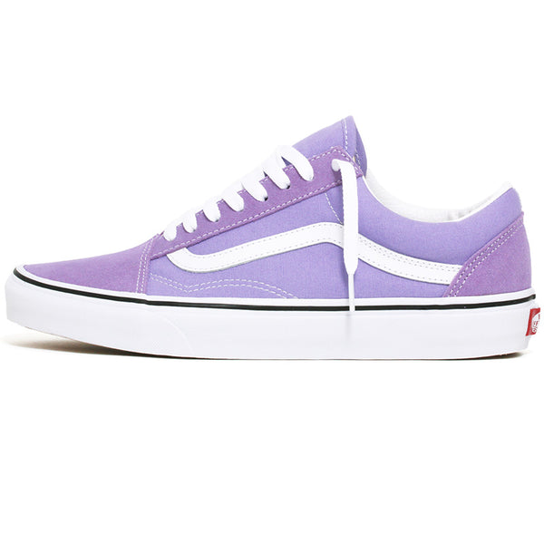 Old Skool Sneakers Violet Tulip / True White