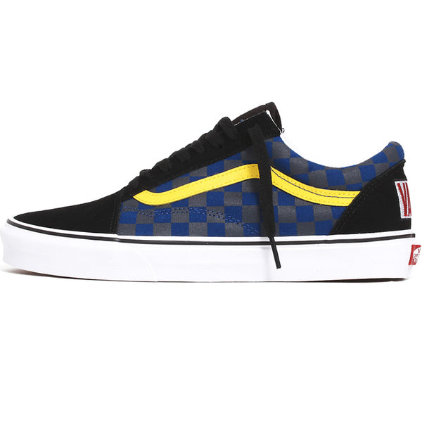 OTW Rally Old Skool Sneakers Checker / Multi / Black