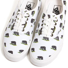 Outdoors Authentic Sneakers Blanc De Blanc / Bear