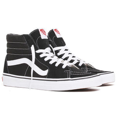 SK8-Hi Women's Sneakers Black / Black / White