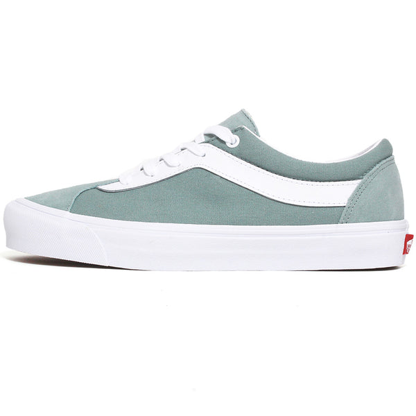 Suede / Canvas Bold Ni Sneakers Blue Surf / True White