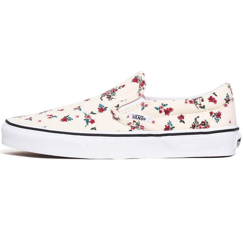 Ditsy Floral Classic Slip-On Women