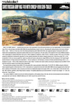 Soviet/Russian Army MAZ-7410 with ChMZAP-9990 semi-trailer (1/72) - Pegasus Hobby Supplies
