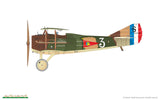 Legie - SPAD XIIIs flown by Czechoslovak pilots Limited Edition (1/48) - Pegasus Hobby Supplies