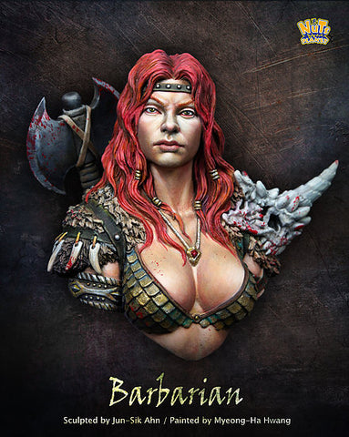 Barbarian (1/12) - Pegasus Hobby Supplies