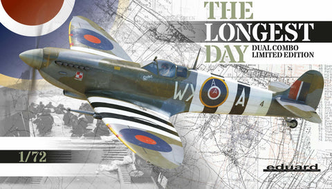 The Longest Day Dual Combo (1/72) - Pegasus Hobby Supplies