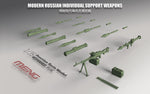 Modern Russian Individual Support Weapons (1/35) - Pegasus Hobby Supplies