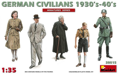 German civilians 1930-40s (1/35)
