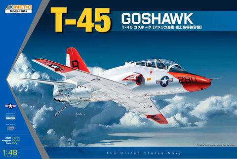 "T-45 ""Goshawk"" (1/48) - Pegasus Hobby Supplies"