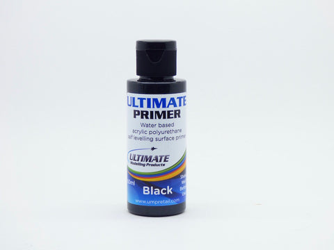 Ultimate Primer - Black (60ml)