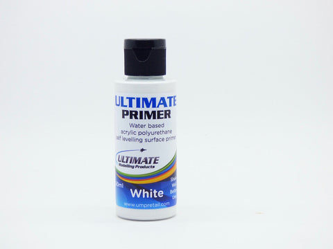 Ultimate Primer - White (60ml)