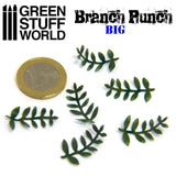 Miniature Branch Punch [DARK BLUE] - Pegasus Hobby Supplies