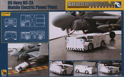 US Navy NC-2A Mobile Electric Power Plant - Pegasus Hobby Supplies