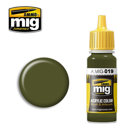 4BO Russian Green (17ml)