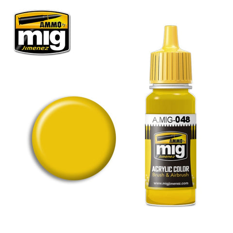 Yellow (17ml) - Pegasus Hobby Supplies