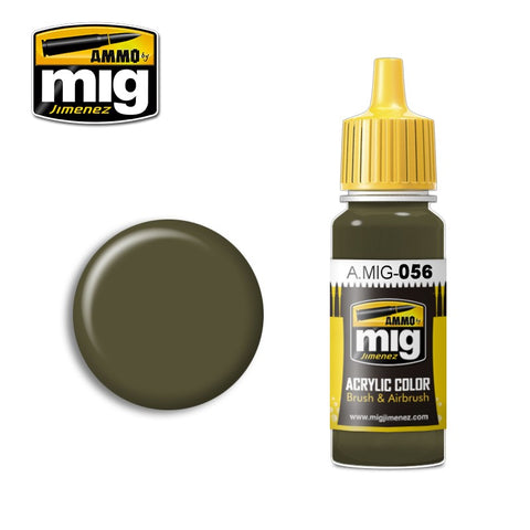 Green Khaki (RLM 83) (17ml) - Pegasus Hobby Supplies