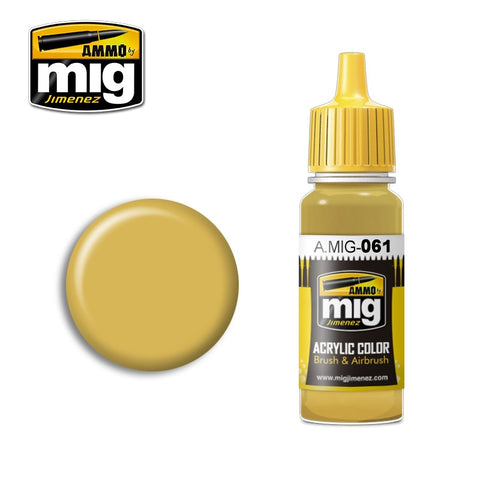 Warm Sand-Yellow (17ml) - Pegasus Hobby Supplies