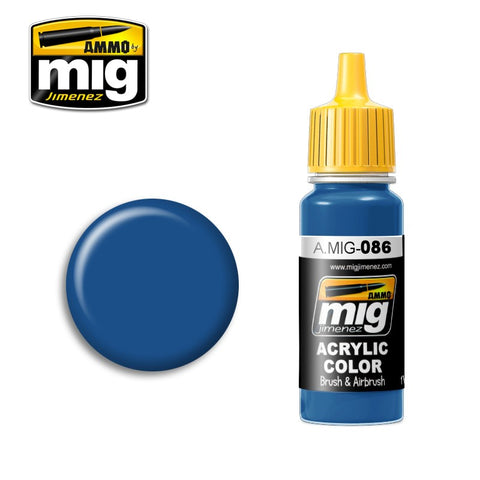 Blue (RAL 5019) (17ml) - Pegasus Hobby Supplies