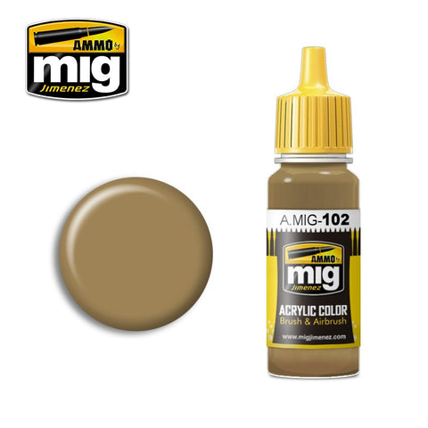 Ochre Brown (17ml) - Pegasus Hobby Supplies