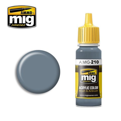 FS 35237 Blue Grey AMT-11 (17ml) - Pegasus Hobby Supplies