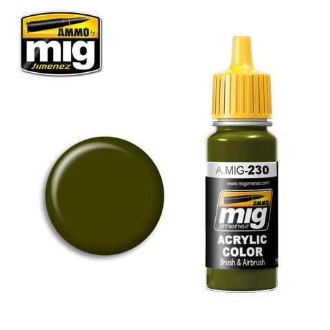RLM 82 Camo Green (17ml) - Pegasus Hobby Supplies