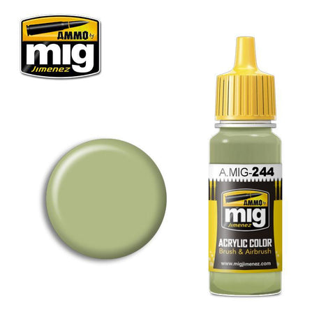 Duck Egg Green (BS 216) (17ml) - Pegasus Hobby Supplies