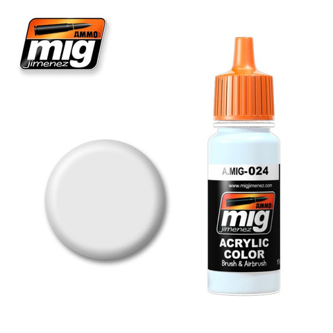 Washable : White Camo (17ml)