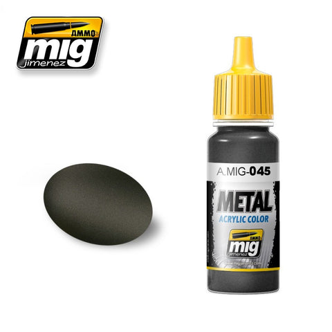 METAL : Gun Metal (17ml) - Pegasus Hobby Supplies