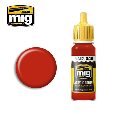 Red (17ml) - Pegasus Hobby Supplies