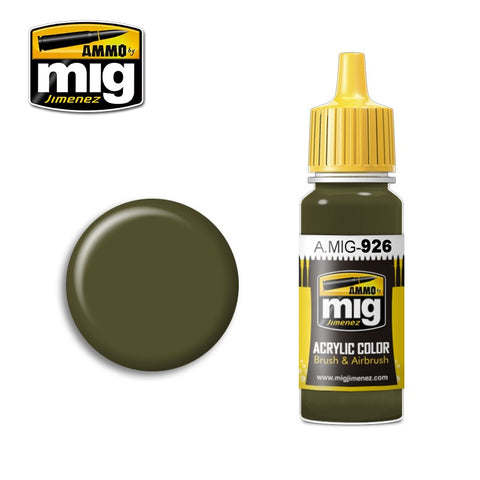 Olive Drab Base (17ml) - Pegasus Hobby Supplies