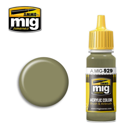 Olive Drab Shine (17ml) - Pegasus Hobby Supplies
