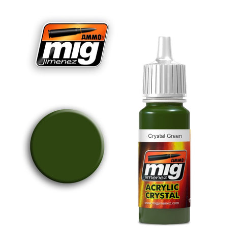 Crystal Green (17ml)