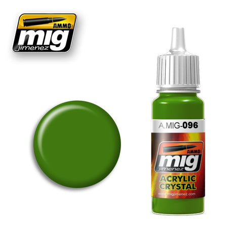 Crystal Periscope Green (17ml) - Pegasus Hobby Supplies
