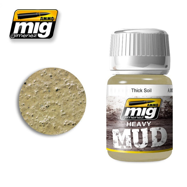 Heavy Mud Texture - Thick Soil (35ml)