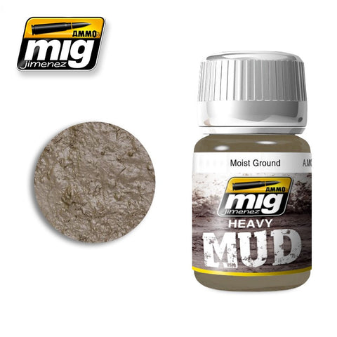 Heavy Mud Texture - Moist Ground (35ml) - Pegasus Hobby Supplies