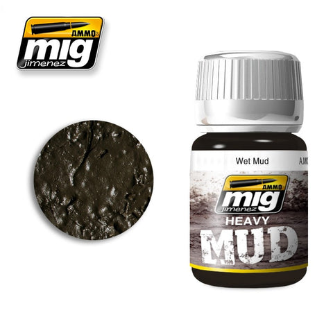 Heavy Mud Texture - Wet Mud (35ml)
