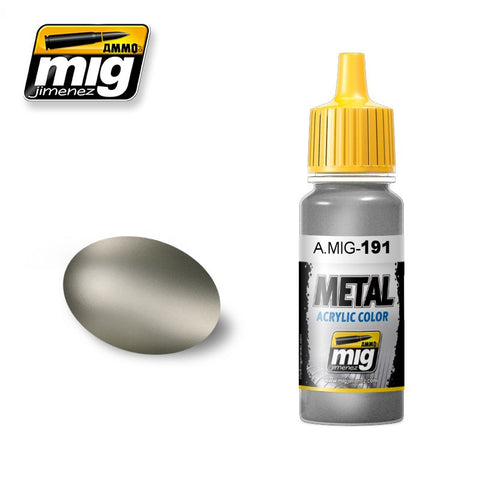 METAL : Steel (17ml) - Pegasus Hobby Supplies