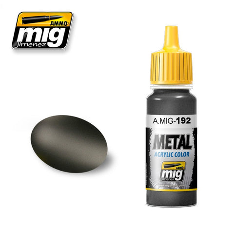 METAL : Polished Metal (17ml) - Pegasus Hobby Supplies