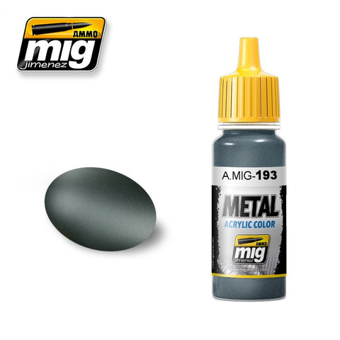 METAL : Bluish Titanium (17ml) - Pegasus Hobby Supplies