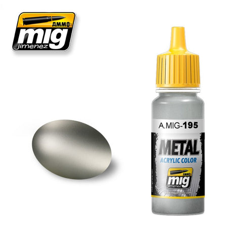 METAL : Silver (17ml) - Pegasus Hobby Supplies